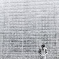 Photo taken at Crown Fountain by Jason P. on 6/29/2013