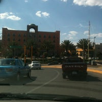 Photo taken at Hotel Gran Plaza by Eduardo S. on 3/7/2013