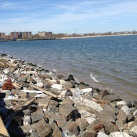 Photo taken at Kingsborough Waterfront by Eduardo G. on 4/30/2013