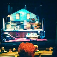 Photo taken at Kansas City Repertory Theatre: Copaken Stage by Michael Z. on 5/11/2014