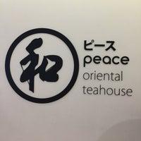 Foto tirada no(a) Peace Oriental Teahouse por irungit . em 7/23/2017