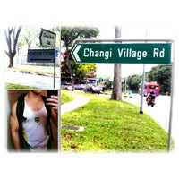 Photo taken at Changi Village by Dickson L. on 5/1/2013