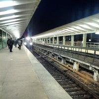 Photo taken at metro Vykhino by Sergei Spasibo @. on 4/30/2013