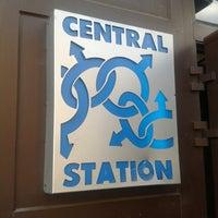 Снимок сделан в Central Station пользователем Sergei Spasibo @. 6/27/2013