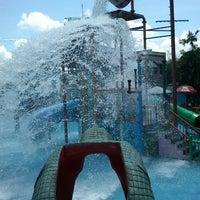 Photo taken at Suncity Waterpark by Geanata R. on 4/20/2013