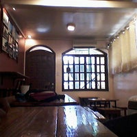 Photo taken at Theolly Tea Shop by Gino V. on 1/5/2013