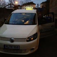 Photo taken at Vatan Taxi by Sinan Ü. on 1/8/2013