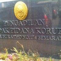 Photo taken at Pengadilan Negeri Semarang by Inu n. on 12/1/2012