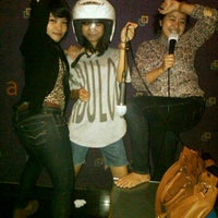 Photo taken at NAV Karaoke Keluarga by vhey on 3/13/2013