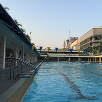 Foto tomada en RBSC Swimming Pool  por First P. el 3/15/2015