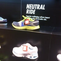Photo taken at Nike by Aeon Y. on 1/6/2013