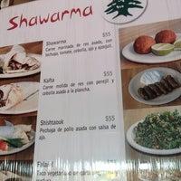 Foto tomada en Shawarma Comida Libanesa por Hermes P. el 12/9/2013