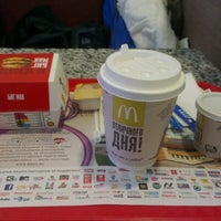 Photo taken at m'c donalds by Sem S. on 1/8/2013