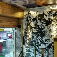 Photo taken at Zapatista Burrito Bar by Kätlin B. on 10/10/2016