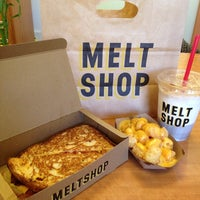 Photo taken at Melt Shop by Alicia H. on 2/17/2014