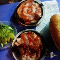 Photo taken at Bánh Mỳ Hiệu Lực by Rainie M on 4/10/2014