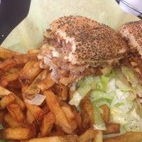 Photo taken at Flaming Burger by Didi W. on 8/7/2014