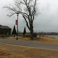 Photo taken at River Parks-41st Street Plaza by Lynn L. on 12/19/2012