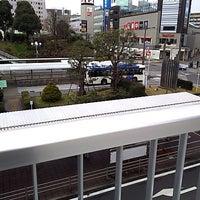 Photo taken at 津田沼駅南口バスターミナル by Masubuchi K. on 3/6/2018