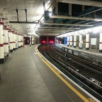 Photo taken at Aldgate London Underground Station by D P. on 4/26/2013