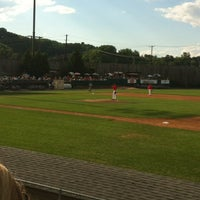 Photo taken at Williamsport Crosscutters by Tami S. on 8/4/2013