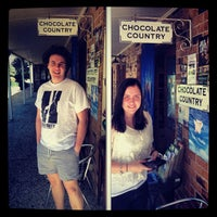 Photo taken at Chocolate Country by Oscar M. on 8/24/2013