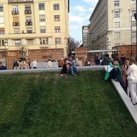 Das Foto wurde bei Olimpia park von Akos G. am 3/22/2014 aufgenommen