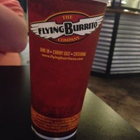 Photo taken at Flying Burrito Company by Daniel B. on 5/12/2014