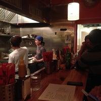 Das Foto wurde bei Cheu Noodle Bar von Lane R. am 4/19/2013 aufgenommen