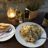 9/17/2018 tarihinde Lane R.ziyaretçi tarafından Pasta Presti'de çekilen fotoğraf