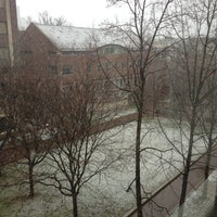 Photo taken at Vance Hall by Lane R. on 3/25/2013