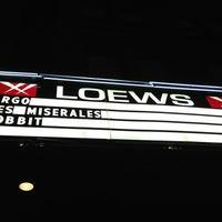 Photo taken at AMC Loews 19th Street East 6 by Lane R. on 12/26/2012