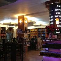 Photo taken at Radiance Tea House & Books by Lane R. on 12/27/2012
