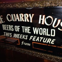 Photo taken at Quarry House Tavern by Matt T. on 7/28/2013