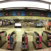 Photo taken at Toyoko Line Shibuya Station (TY01) by Toshi E. on 3/16/2013