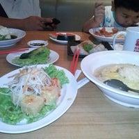 Photo taken at Xin Wang Hong Kong Cafe @ Vincom by Ann N. on 2/8/2013