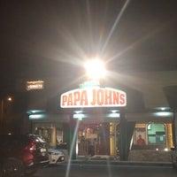 Photo taken at Papa John's by Sayed Maitham A. on 9/7/2014