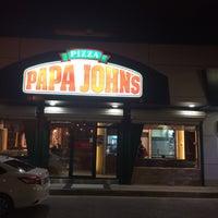 Photo taken at Papa John's by Sayed Maitham A. on 1/4/2016