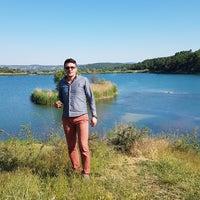 Photo taken at Pazarlar Göleti by H.Ali Ç. on 6/28/2017