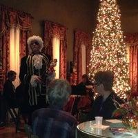 Photo taken at Paine Art Center & Gardens by Scott S. on 12/2/2012