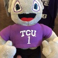 Photo taken at TCU Bookstore by Darryl L. on 2/13/2014