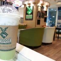 Photo taken at Yoddoi Coffee & Tea by Talerngsak S. on 12/4/2012