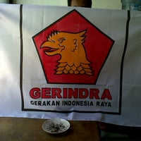 Photo taken at PAC Gerindra by Patriano E. on 9/18/2012