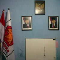 Photo taken at PAC Gerindra by Patriano E. on 10/19/2012