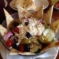 Photo taken at Biograph Diner by Lauren H. on 6/25/2013