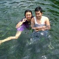 Photo taken at Kolam Renang Cicapar by Dindin R. on 12/16/2012