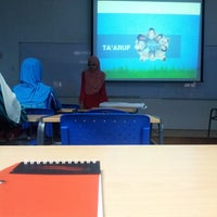 Photo taken at Lecture Theatre 4 by Pijafm on 12/1/2013