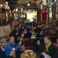 Photo taken at Hale's Ales Brewery & Pub by Road Dog Tours on 12/16/2012