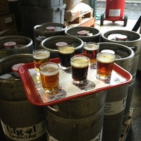 Photo taken at Big Al Brewing by Road Dog Tours on 2/6/2013