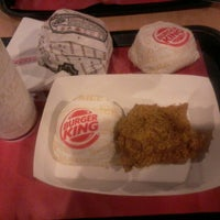 Photo taken at Burger King by Raymond W. on 12/9/2012
